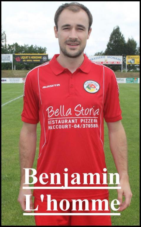 Benjamin L'homme