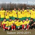 Blégny U13