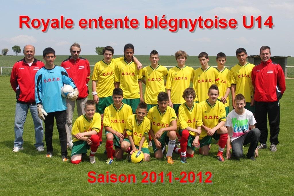 Blégny U14