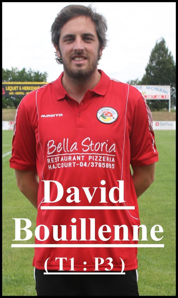 David Bouillenne