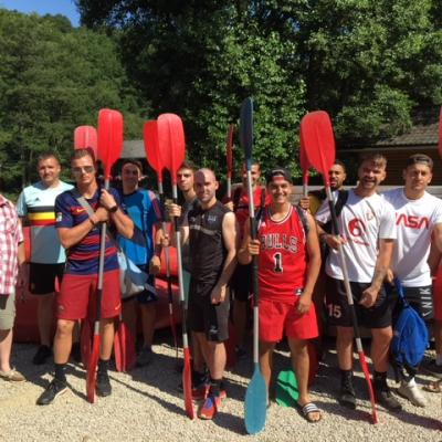 Team Building Saison 2018-2019