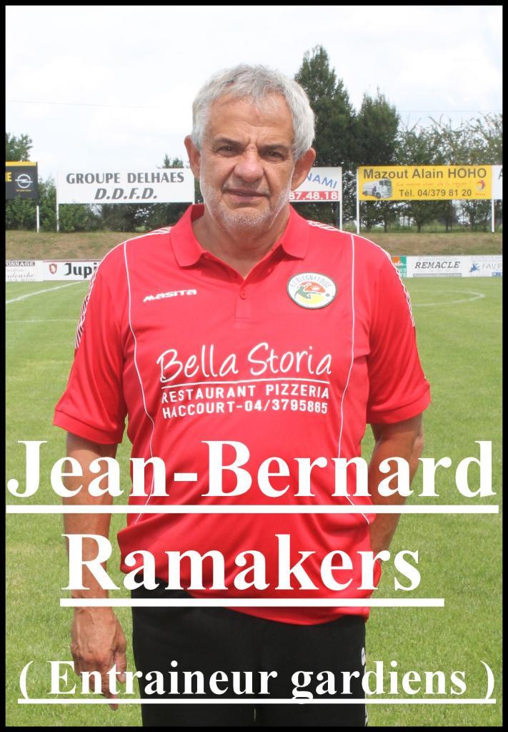 Jean bernard ramakers