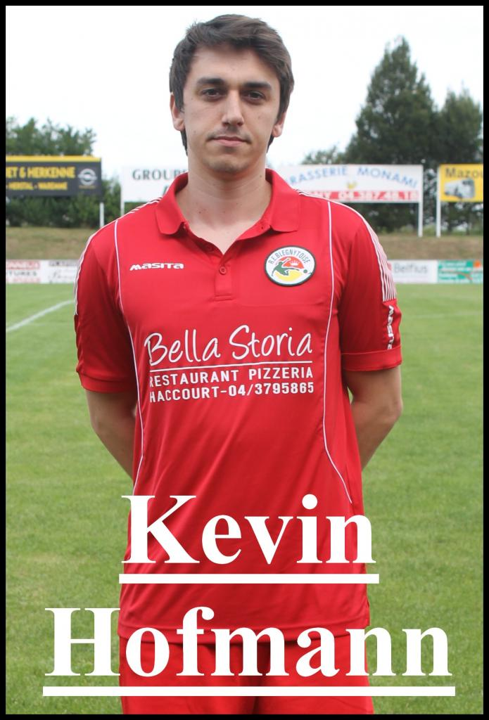 Kevin Hofmann